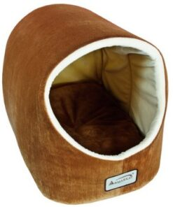 Armarkat Cat Bed, 18-Inch Long, Brown 3