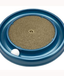 Bergan Turbo Scratcher Cat Toy, Colors may vary 1