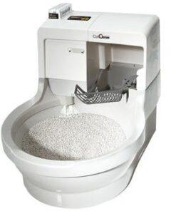 CatGenie Self Washing Self Flushing Cat Box 1