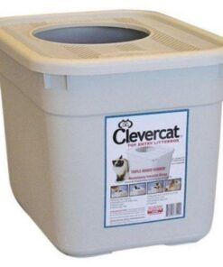 Clevercat Top Entry Litterbox 2