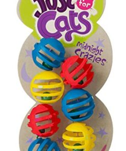 Just for Cats Midnight Crazies Cat Toy 15