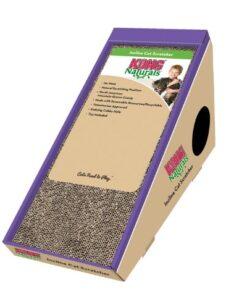 KONG Naturals Incline Scratcher Cat Toy 6