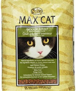 NUTRO MAX CAT Indoor Adult Roasted Chicken Flavor Dry Cat Food (1)16 Pounds; Rich in Nutrients and Full of Flavor; Supports Healthy Joints & Healthy Skin and Coat 8