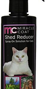 Miracle Coat Spray-On Shed Reducer for Cats 7 oz. 7