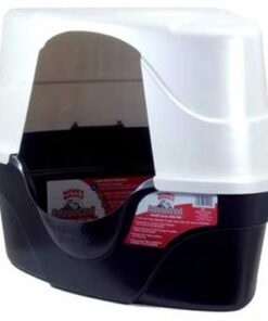 Nature's Miracle Advanced Hooded Corner Litter Box (P-5915) 5