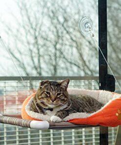 Kitty Cot Original World's BEST Cat Perch (Large) 11