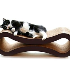 PetFusion Ultimate Cat Scratcher Lounge. [Superior Cardboard & Construction]. Beware 'cheaper copycats' with 'unverified' reviews 16