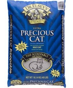 Dr. Elsey's Cat Ultra Premium Clumping Cat Litter, 40 pound bag ( Pack May Vary ) 15