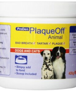 Proden PlaqueOff Dental Care for Dogs and Cats, 420gm 11
