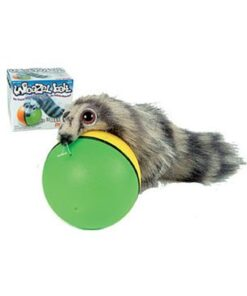 D.Y. TOY Weazel Ball - The Weasel Rolls with Ball 13